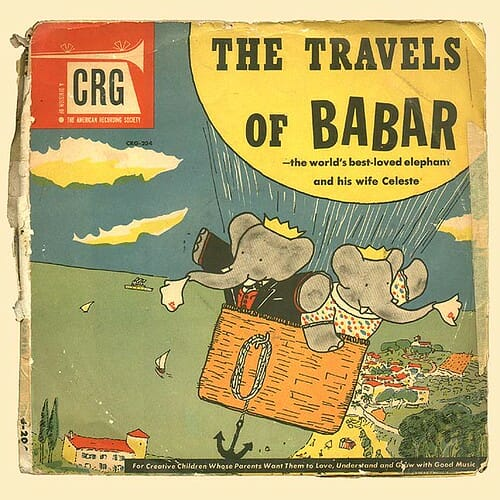 The Travels of Babar the Elephant